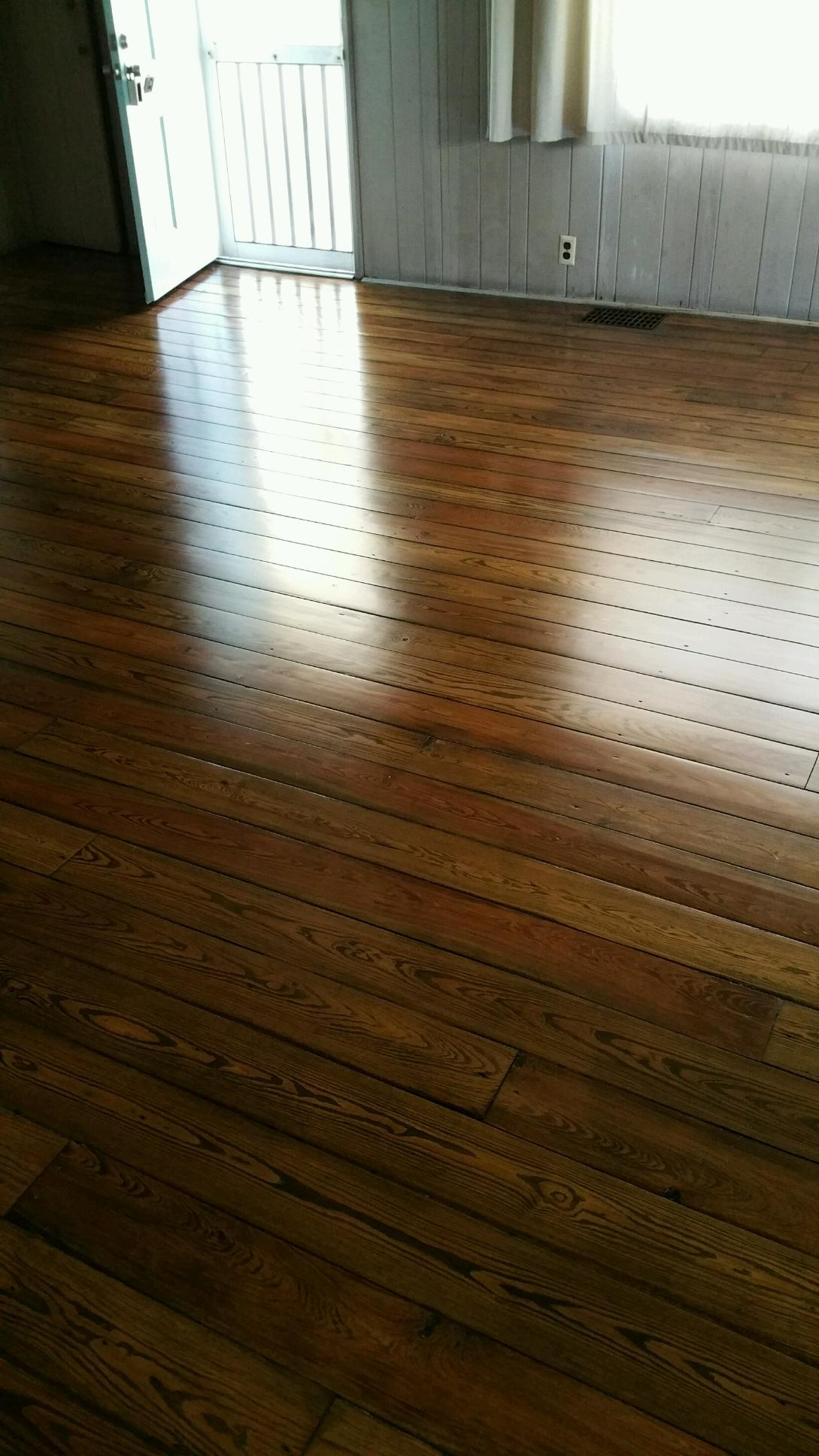 Beach House Flooring Repair