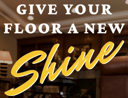 Give your floor a new shine!