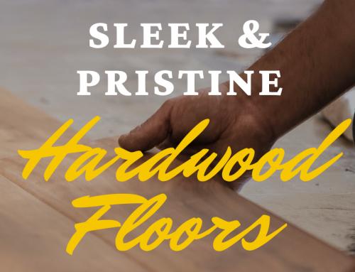 Sleek & Pristine Hardwood Floors