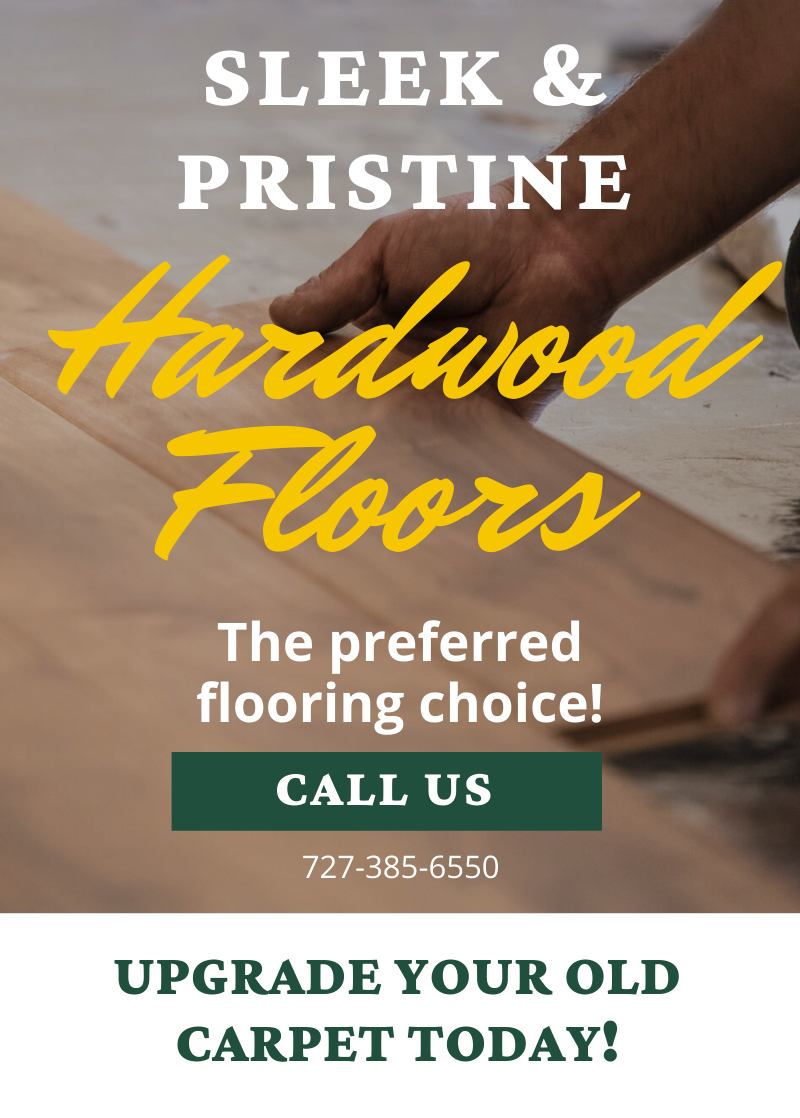 Sleek & Pristine Hardwood Floors
