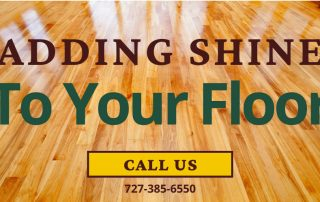 Adding Shine to Your Floor