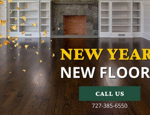 Ring In The New Year With New Floors! 🎉